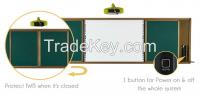 Sliding Green Board