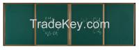 Sliding Green Board for interactive whiteboard