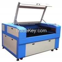1390 laser engraving/cutting machine for wood/leather/cloth/acrylic/plastics