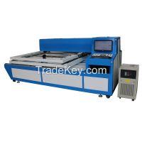 150W+150W Co2 laser cutter/laser cutting machine for 18mm/20mm die board