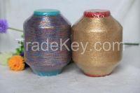 MH type metallic yarn/lurex yarn/zari