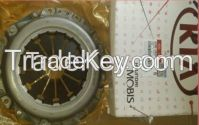 DISC ASSY CLUTCH, COVER ASSY