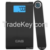 Selling real capacity universal 15000mAh power bank with LED diaplay screen