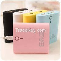 Selling High quality real capacity 10000mAh external battery pack with ultimate feel