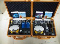 Hi-target Base and Rover GNSS GPS RTK sysytem