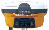 Hi-target V60 GNSS RTK SYSTEM  for landing surveying