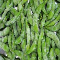 Frozen soybeans