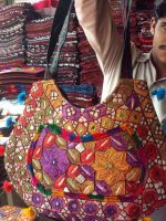 Sindhi Hand Embroidered Ladies Handbags