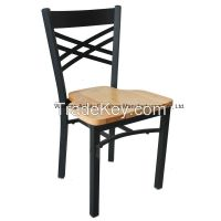 Restaurant Chair furniture X back (ALL-78)