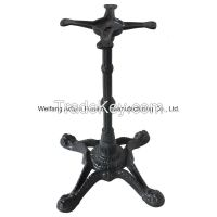 Cast Iron furniture Table Base Lion Shape for Restaurnt (LION-4)