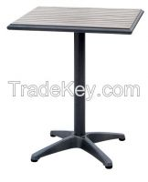 Hot Sale Aluminium Outdoor Table (OT-AL801)