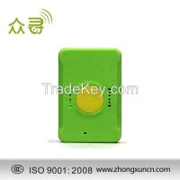 Meitrack micro gps tracker with SOS Alarm and Free App P66