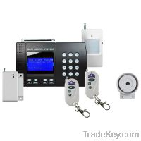 Sell CWT5020 Wireless GSM home alarm system