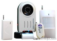 Sell GSM alarm system CWT5021 MMS Camera