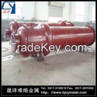 Production supply titanium sponge according to size 99.95 ta1 brand op