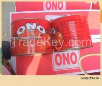 wholesale tomatoes canned tomato paste price 70gX50tins tomato sauce brix 28-30%