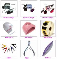Sell all kinds of nail art tools