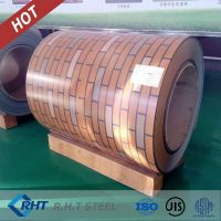 PPGI Pattern / Prepainted Galvanized Steel Coils