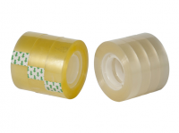 Sell Self Adhesive Tape Pure Crystal Clear for Office / Workshop