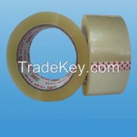 Sell 48mmX90y45mic crystal clear adhesive tapes