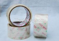 Sell Crystal bopp packing tape manufacturers