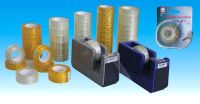 Sell Yellowish Stationery Tape with Dispenser