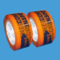 Supply Printed Bopp Tape Strong Self Adhesive Custom Logo
