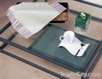 Hotel place mat