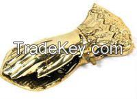 Metal Hand Paper Clip