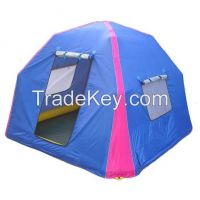outdoor family tent for camping