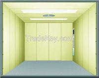 Delfar large loading freight elevator
