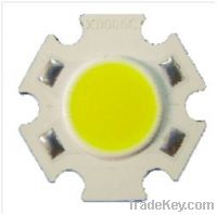 Sell 12W copper substrate  series COB LED light source