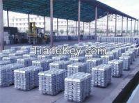 hot sell pure Zinc Ingots 99.995%