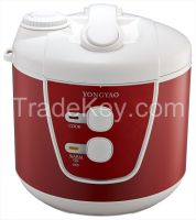 Producing various models of rice cookers