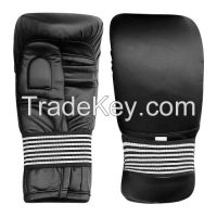Boxing Punching Mitts, Genuine Cowhide Leather Punch Mitts, Punching Bag Mitt