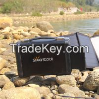 500w Small Size off Grid Portable Solar Power Generator for Outdoor