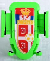 Serbia 2018 World Cup Logo of Nations Cell Phone Holder For Car from Manufacture