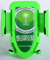 Saudi Arabia 2018 World Cup Logo of Nations Cell Phone Holder For Car from Manufacture