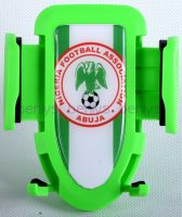 Nigeria 2018 World Cup Logo of Nations Cell Phone Holder For Car from Manufacture