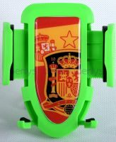 Spain 2018 World Cup Logo of Nations Cell Phone Holder For Car from Manufacture