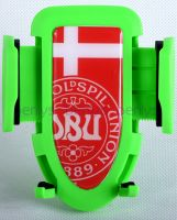 Denmark 2018 World Cup Logo of Nations Cell Phone Holder For Car from Manufacture