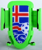 Iceland 2018 World Cup Logo of Nations Cell Phone Holder For Car from Manufacture