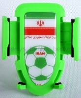 Iran 2018 World Cup Logo of Nations Cell Phone Holder For Car from Manufacture