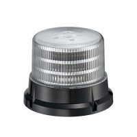 "6.7"" ECE R65 SAE J845 Rotating Beacon LED Warning Light E-mark Approved"