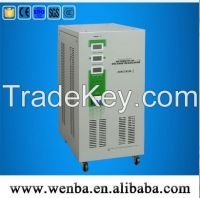 High precision ac power voltage regulator