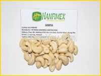Cashew nuts in high quality from Vietnam