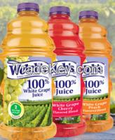 100% juice.
