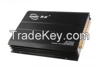 Kyue 4-channel mosfet AB car audio amplifier