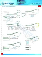 Pliers For orthodontic and prosthetics