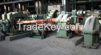 Steel Ball Skew Ring Rolling Machine